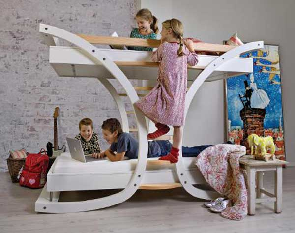 Bunk Beds 21 30 Fresh Space Saving Bunk Beds Ideas For Your Home
