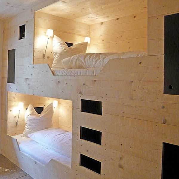 Bunk Beds 6 30 Fresh Space Saving Bunk Beds Ideas For Your Home