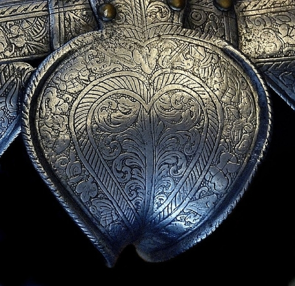Perfectly Carved Heart