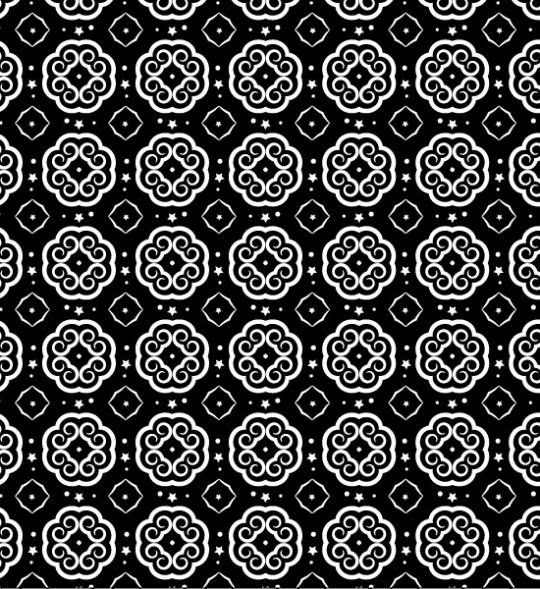 A Great Simple Abstract Pattern