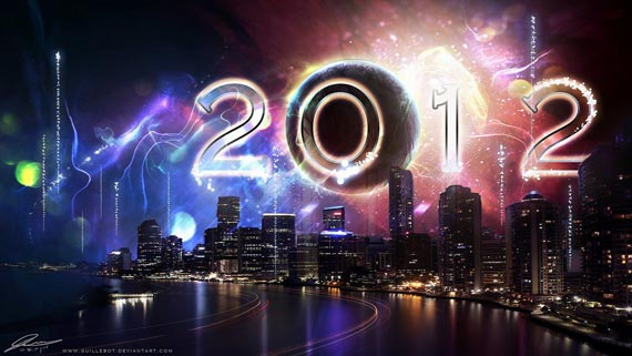 2012 New Year 45 Fantastic New Year 2012 Wallpapers