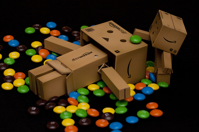 Cute Danbo-The-Japanese-Robot-Pictures