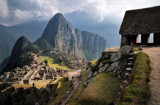dazz The Machu Picchu Guard Tower Wonderland Landscape Photography Never Seen Before
