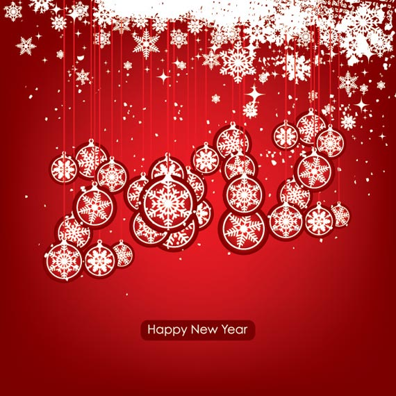 happy new year 2012 wallpaper 17 45 Fantastic New Year 2012 Wallpapers