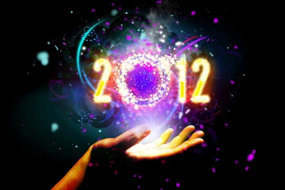 happy new year 2012 wallpaper 4 45 Fantastic New Year 2012 Wallpapers