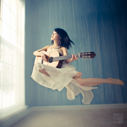 Floating melody
