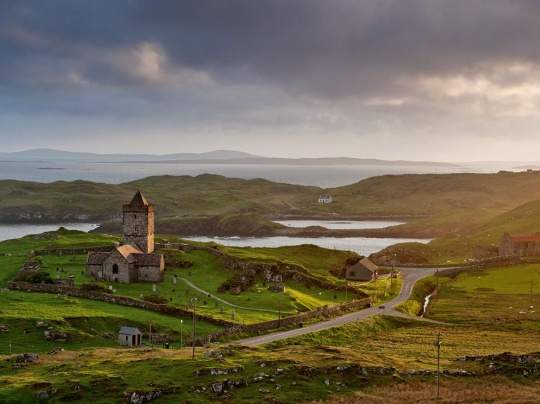 Church of Rodel, Outer Hebrides