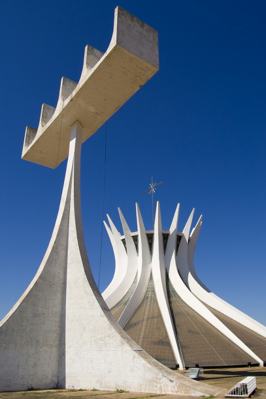 Brasilia - The Cathedral