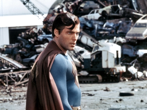Distruction With Superman