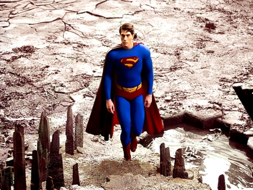 Lonely Superman