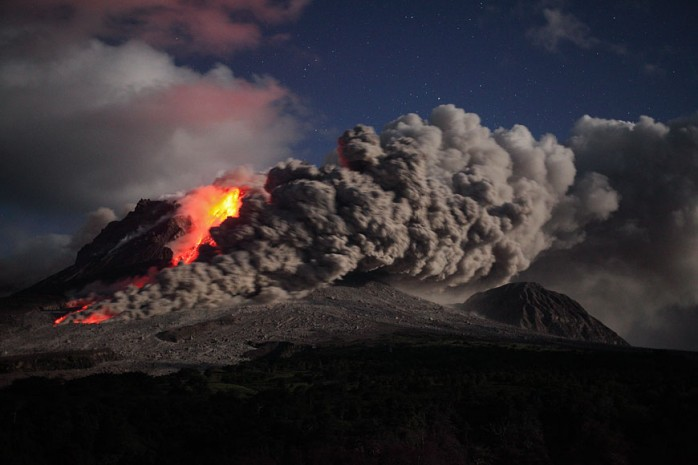 Awesome Volcano Photography