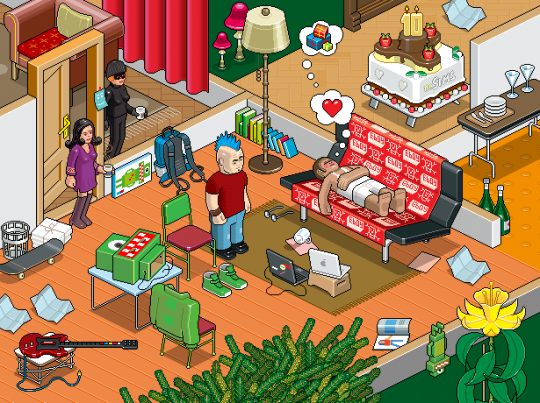 Party! The Sims-10th Anniversary