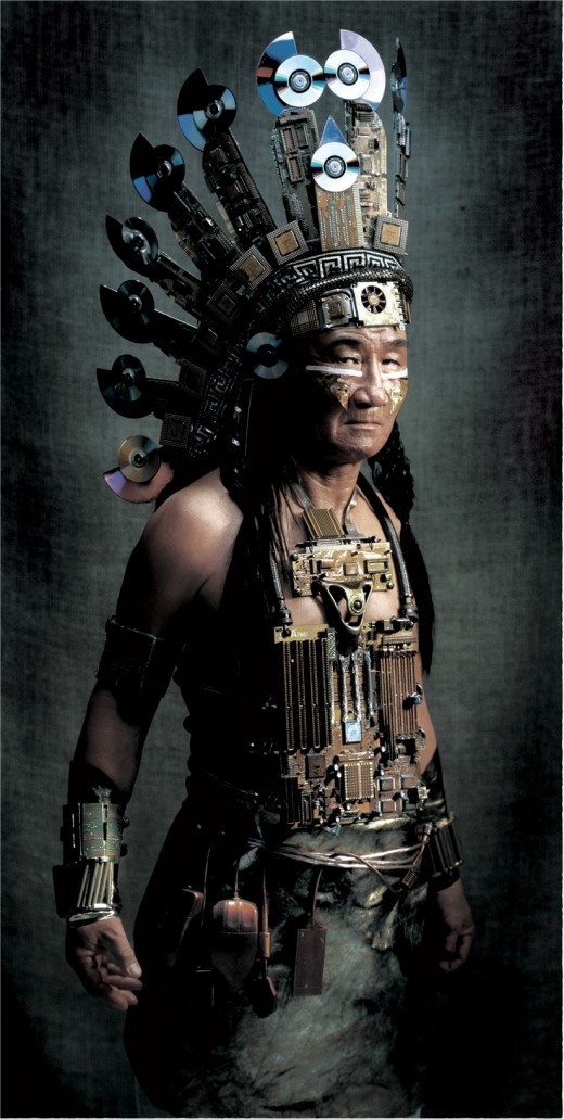 STEAMPUNK NATIVE AMERICANS