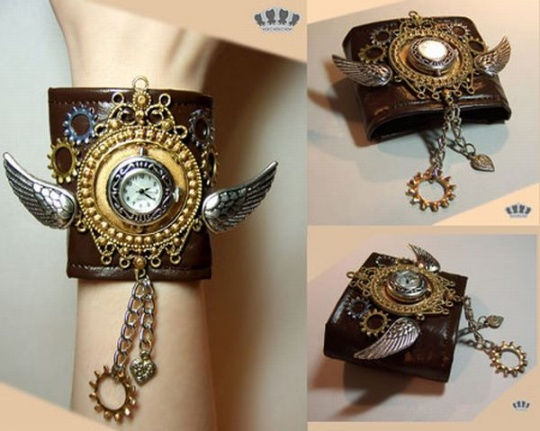 Artsy Steampunk Watch