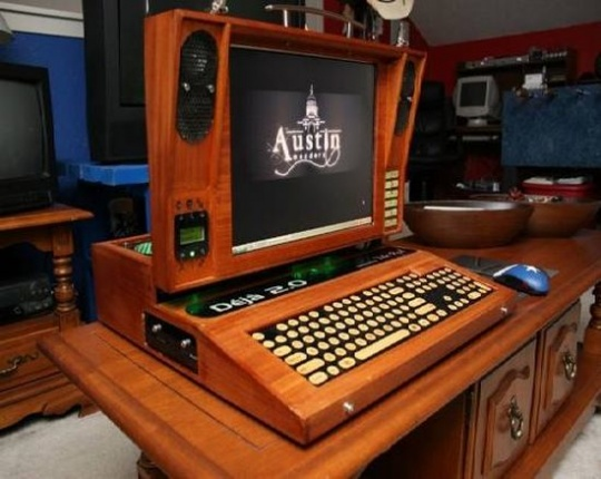 Steampunk PCs