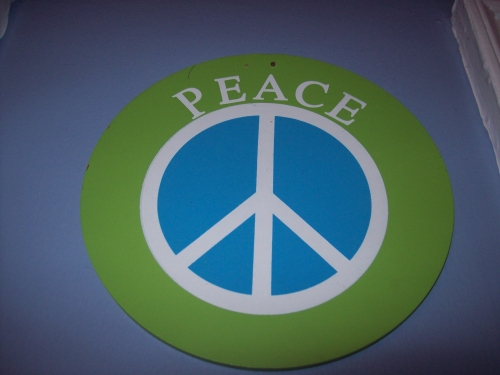 Peace Is The Key