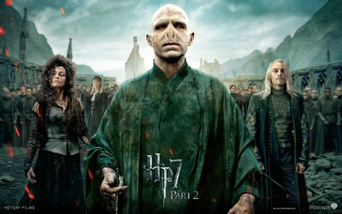 Voldemort Death Eaters
