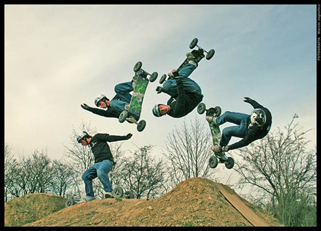Backflip Sequence by mjagiellicz 55 Amazing Examples of Sequence Photography