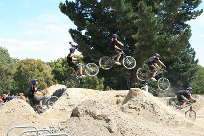 Bmx Sequence 2 by Elvis3000 55 Amazing Examples of Sequence Photography