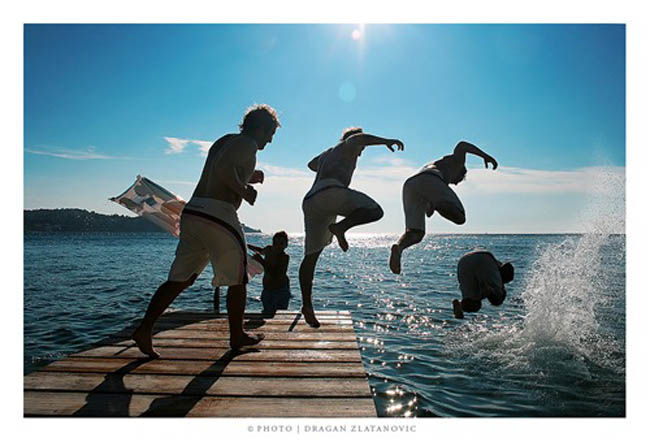 Sequence Summer Jump by ArtDZ 55 Amazing Examples of Sequence Photography