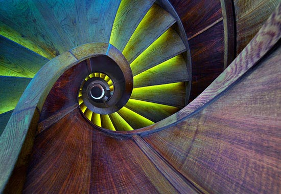 Crazy eye Architecture Photography