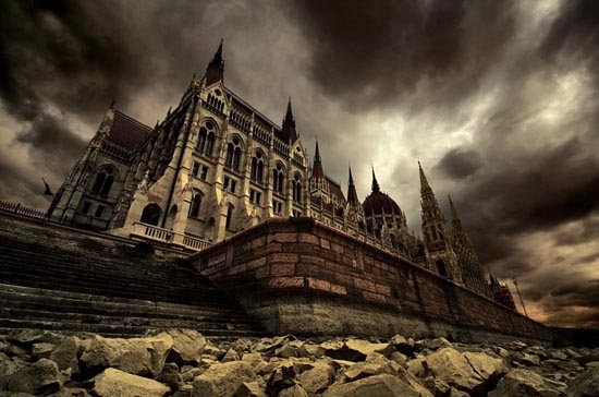 Ghost palace Architecture Photography