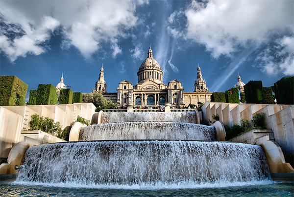 House of Art - Barcelona, Spain in Collection of Fascinating Barcelona Photographs