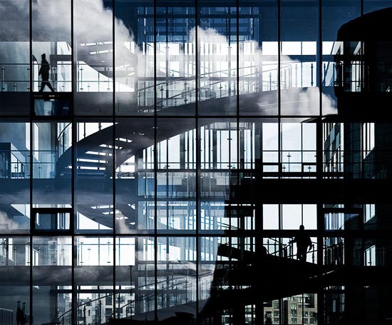 Lost in lines Architecture Photography