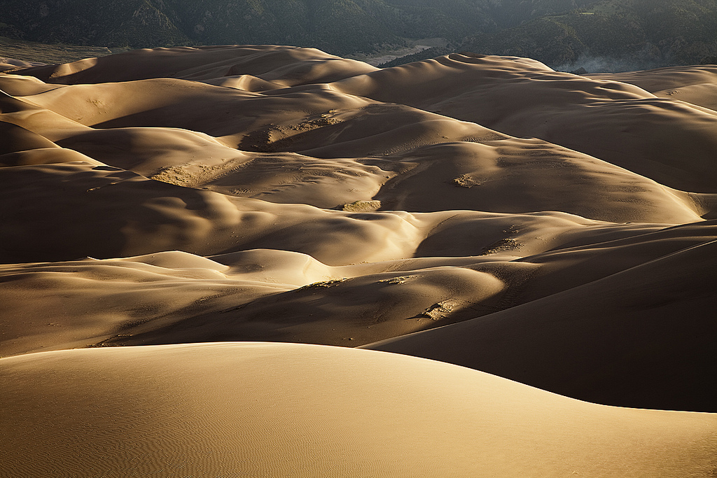 Dunescape: Great Sand Dunes, Colorado