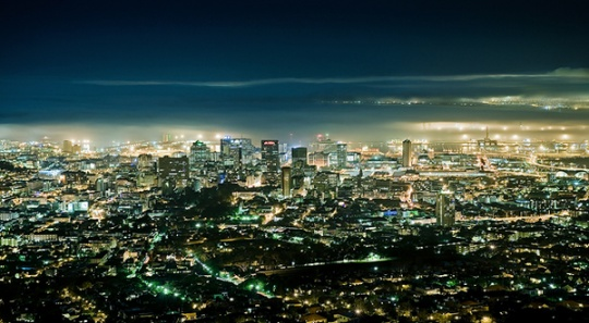 South African Nightscapes
