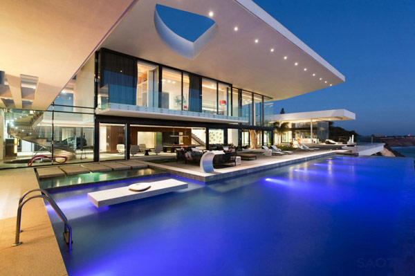 Dakar Sow House 01 750x499 30 Poolside Terrace Ideas to Get Your Home Ready for the Summer