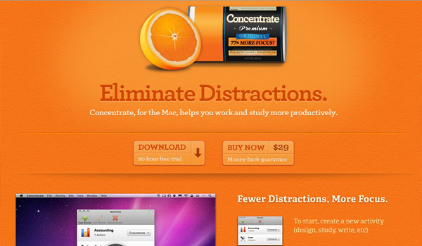 Get Concentrating