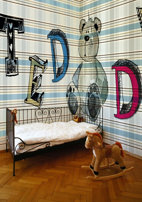 letters indoors 36 30 Creative Ways of Bringing Letters and Words Into Your Home