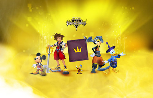 Kingdom Hearts in Yellow