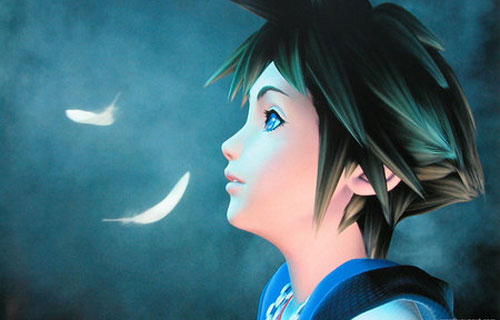 Sora and the Night