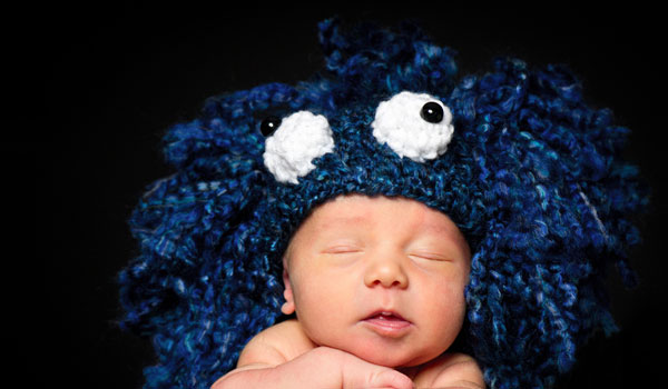 Cookie Monster For Babies