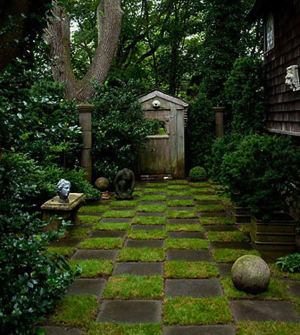 garden paths 35 Lovely Pathways for a Well Organized Home and Garden