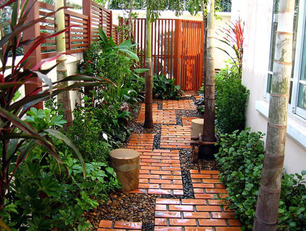 garden walkways 35 Lovely Pathways for a Well Organized Home and Garden