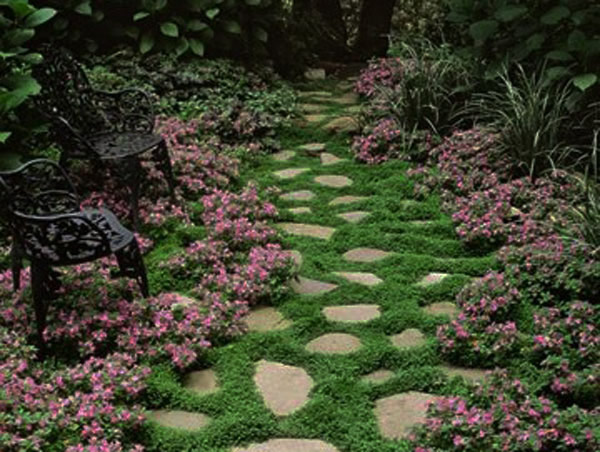 path walkway 35 Lovely Pathways for a Well Organized Home and Garden