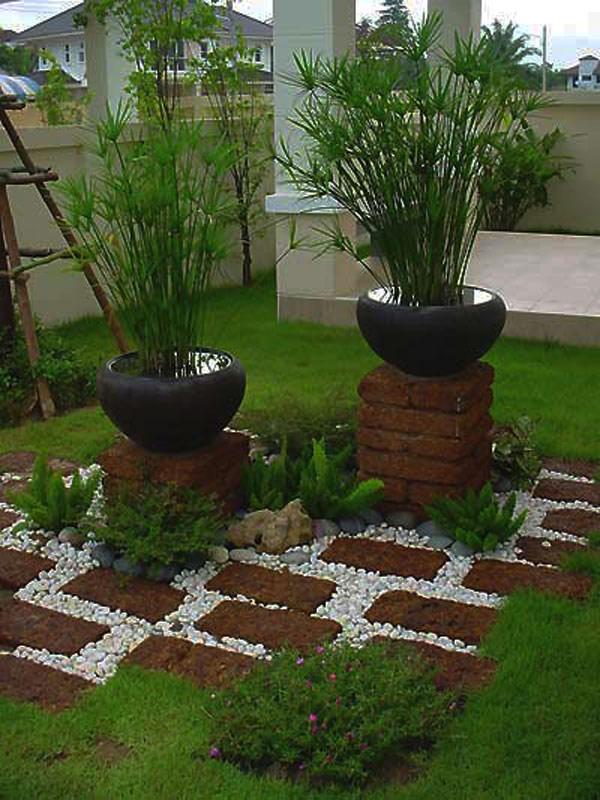 small garden walkway 35 Lovely Pathways for a Well Organized Home and Garden