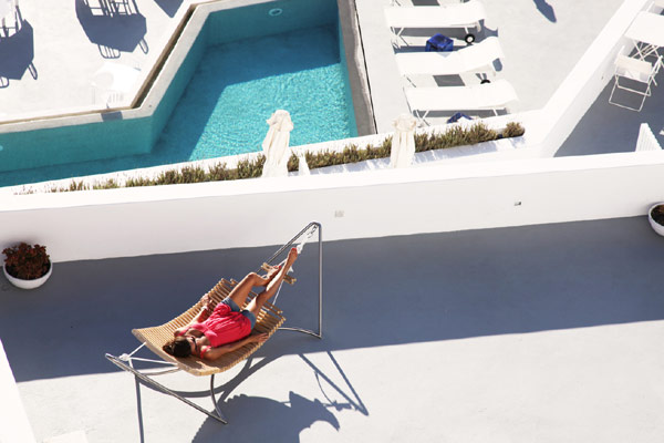 Seóra lounge chair 2 Hammock and Chaise Longue Combined: The Luxurious La Seóra