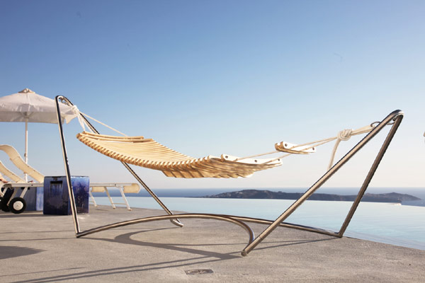 Seóra lounge chair 3 Hammock and Chaise Longue Combined: The Luxurious La Seóra