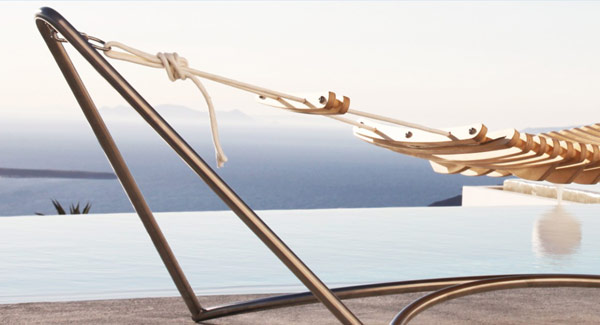 Seóra lounge chair 4 Hammock and Chaise Longue Combined: The Luxurious La Seóra