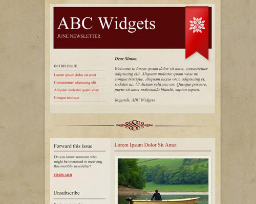 email template free abc widgets Free Email Templates for Quick and Effective Response
