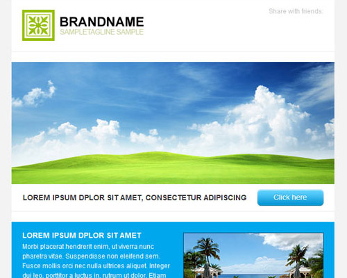 email template free brand Free Email Templates for Quick and Effective Response
