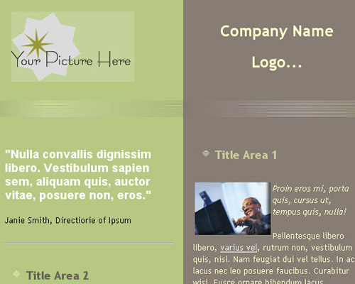 email template free two color Free Email Templates for Quick and Effective Response