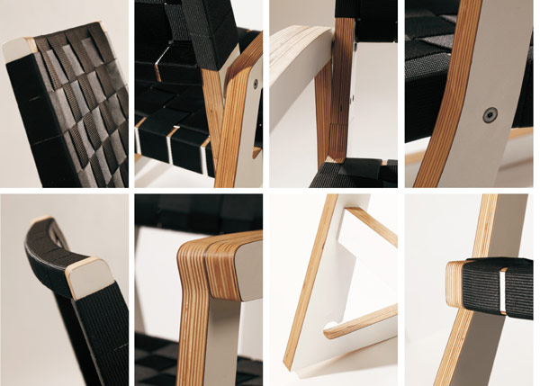 Chariot Chair 9 Playful and Multi functional Chair Design by Adam Molnar: Chairiot