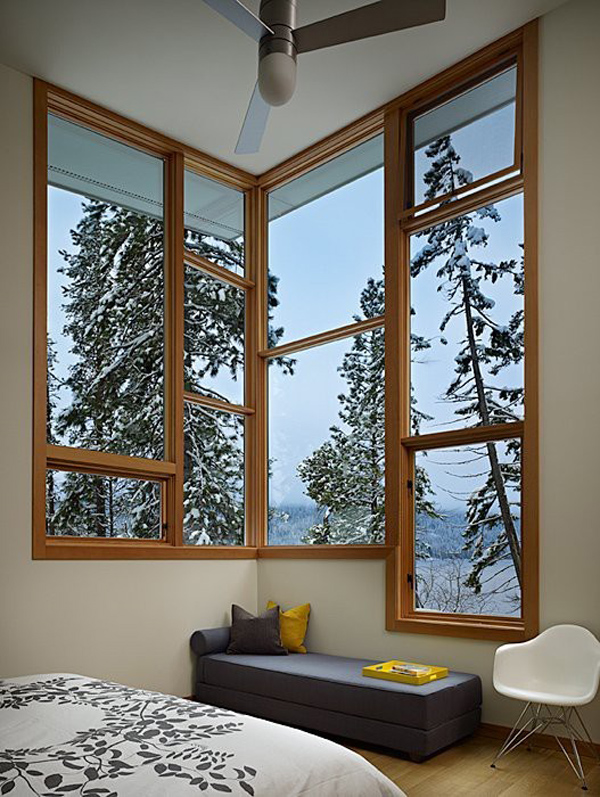 Modern Corner Windows on Freshome 26 30 Modern Corner Windows For Framed And Frameless Panoramic Views