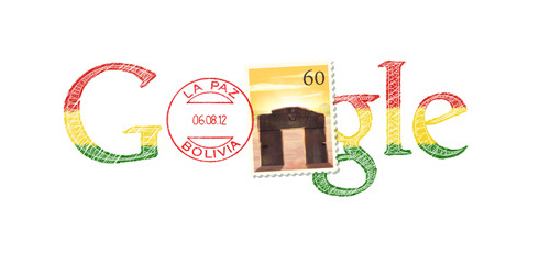 doodle bolivia Fresh Doodles Covering the Olympics 2012 by Google