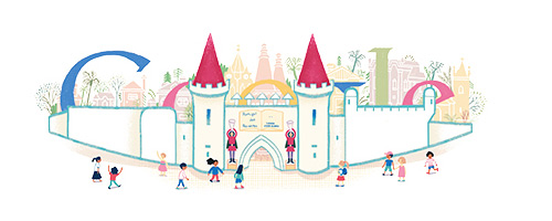 doodle cassieno Fresh Doodles Covering the Olympics 2012 by Google